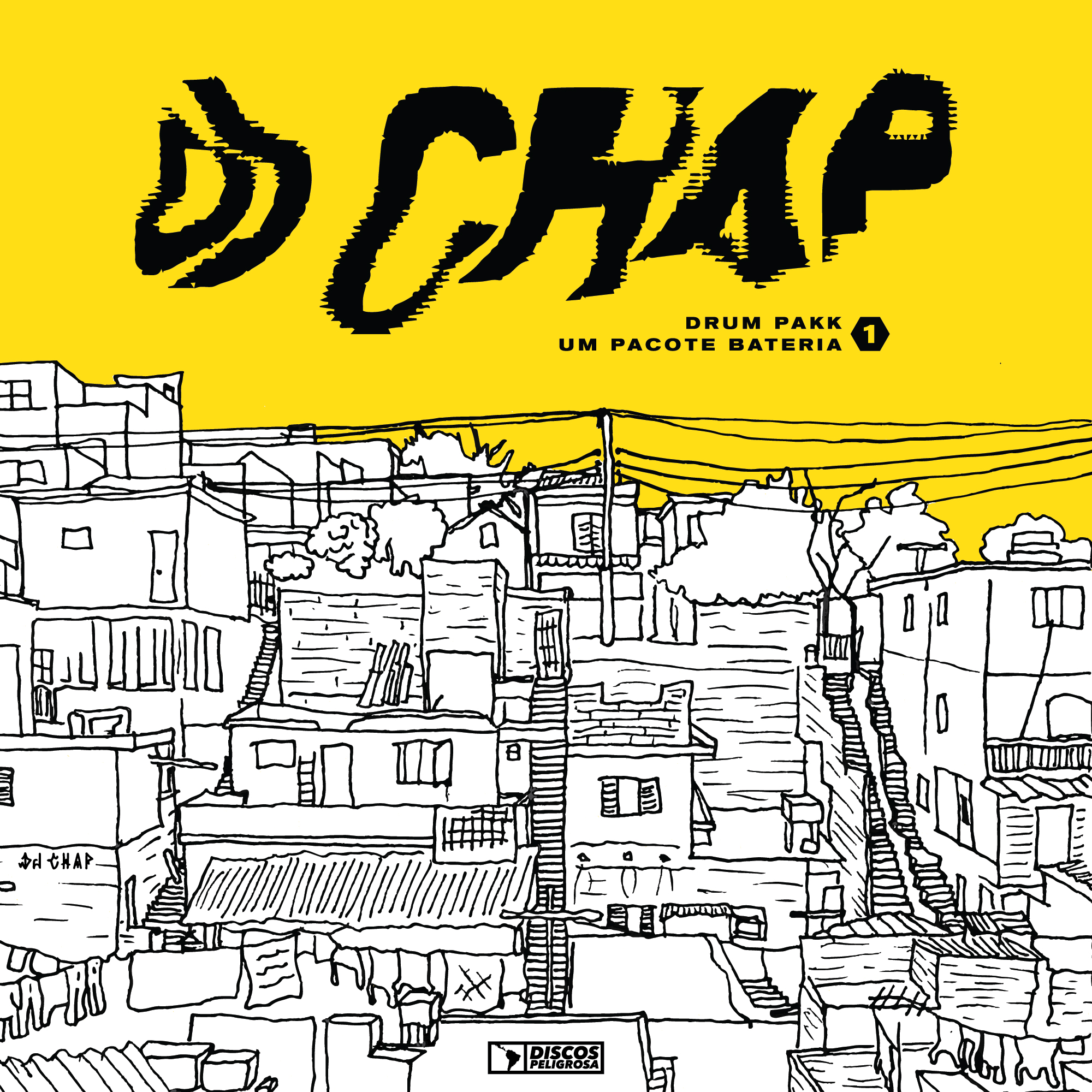 Drum Pakk 1 - Dj Chap